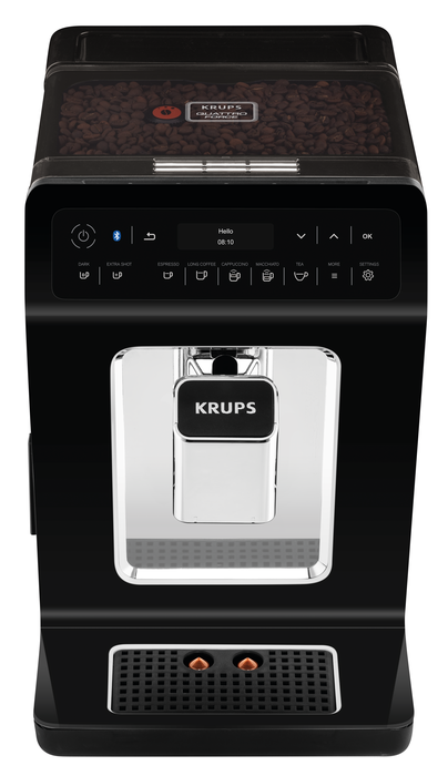 Evidence Connected EA893840 Espresso Bean to Cup Coffee Machine / Black