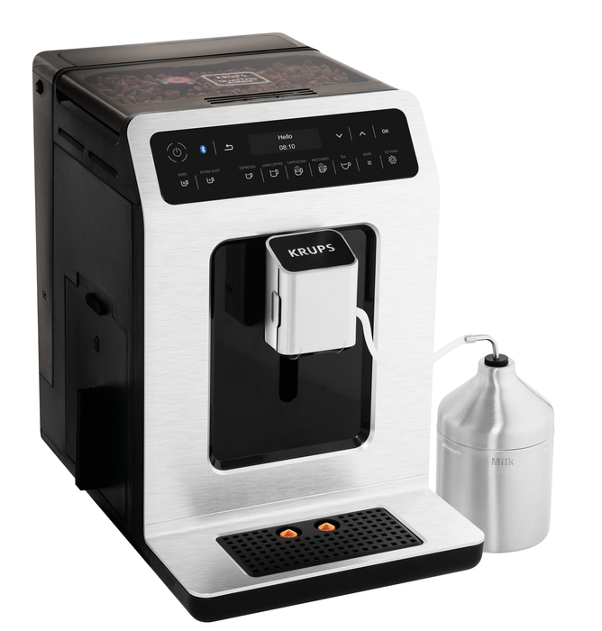 Evidence Connected EA893D40 Espresso Bean to Cup Coffee Machine / Metal