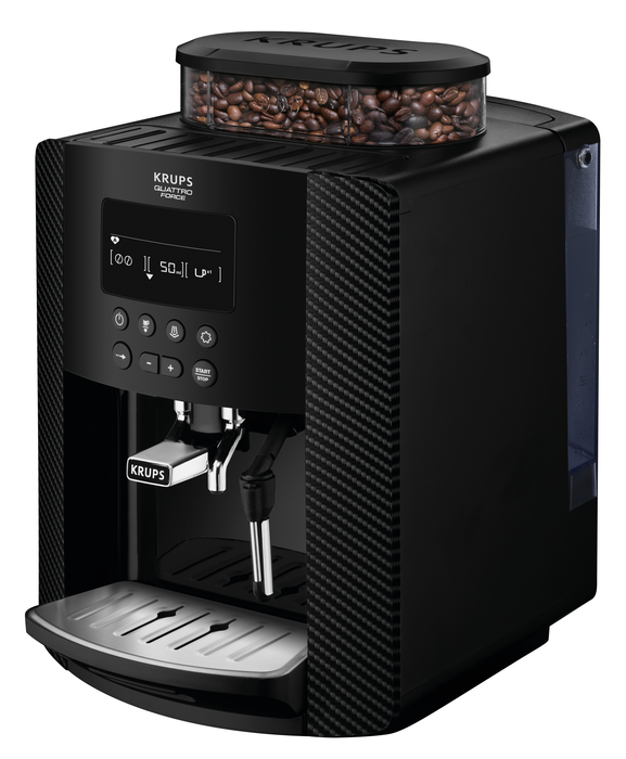 Arabica Digital EA817K40 Espresso Bean to Cup Coffee Machine / Carbon
