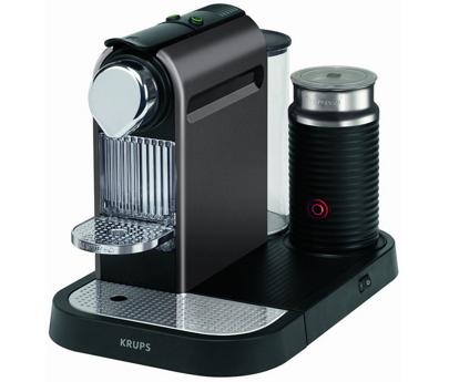Instructions Nespresso Citiz Milk Krups Krups Xn710140